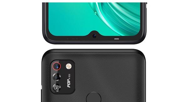Caméra Tecno POP 4 Pro