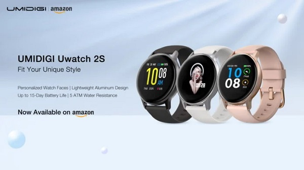 UMIDIGI Uwatch 2S launched