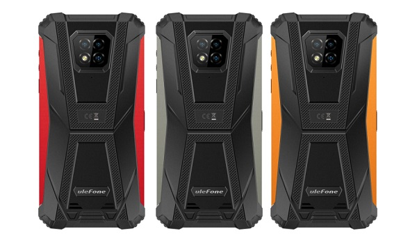 Ulefone Armor 8 in colors