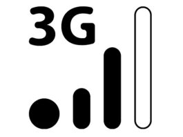 3G Network signal