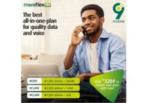 9mobile MoreFlex Plus