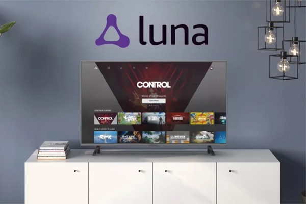 Amazon Luna Announced