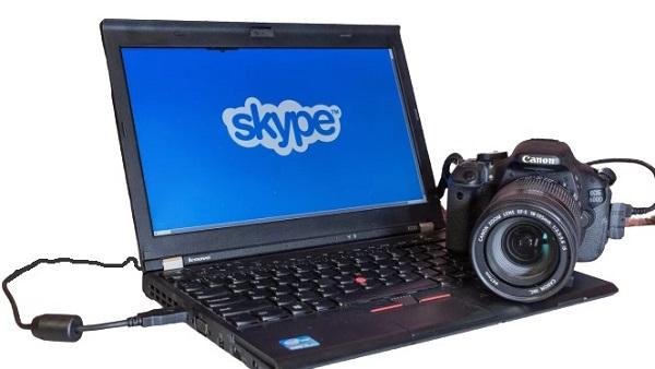 Canon Camera As A Webcam
