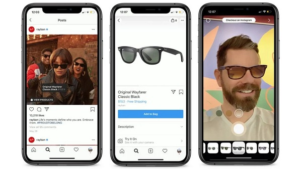 Facebook Reportedly Spying On Instagram Users Through Selfie Cameras