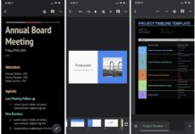 Google Docs, Sheets, and Slides On iOS Gets Dark Mode