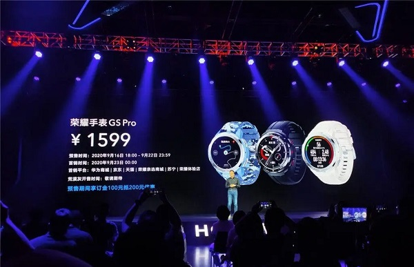 Honor Watch GS Pro Price