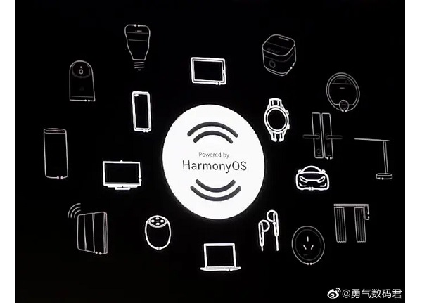Huawei HarmonyOS Gets A New Logo