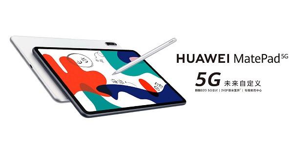 Huawei MatePad Pro 5G With Kirin 820