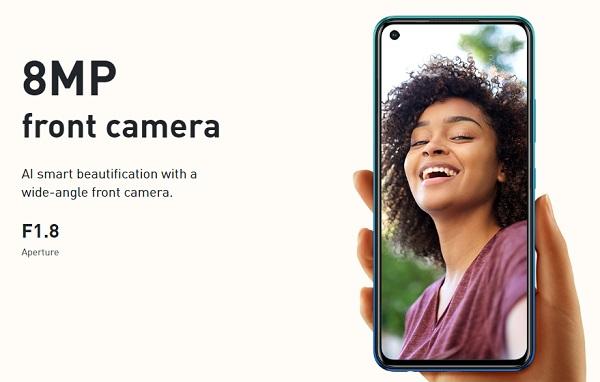 Infinix Hot 10 Selfie Cam