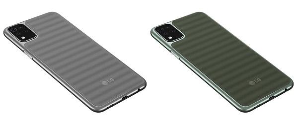 LG K42 in colors