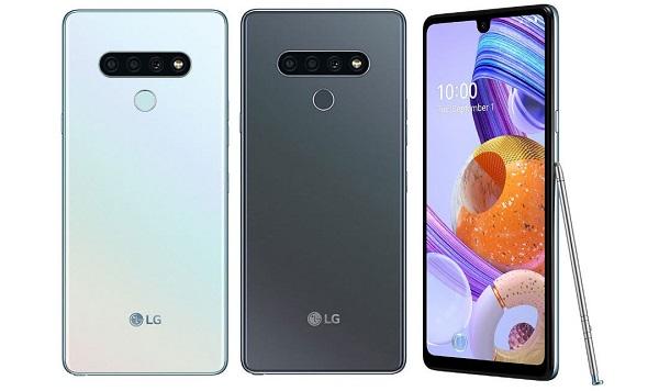 LG K71 in colors