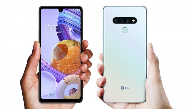 LG K71 launched