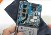 LG Wing Teardown Reveals What It Is Inside And Its Unique Swivel Mechanism