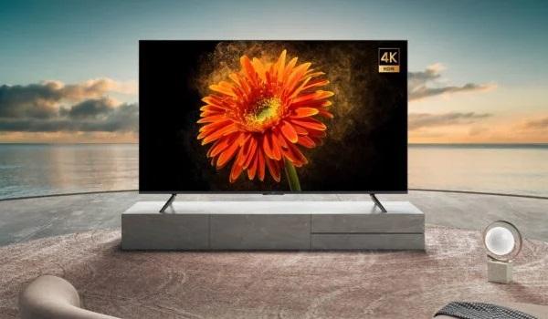 Mi TV LUX 82-inch 4K