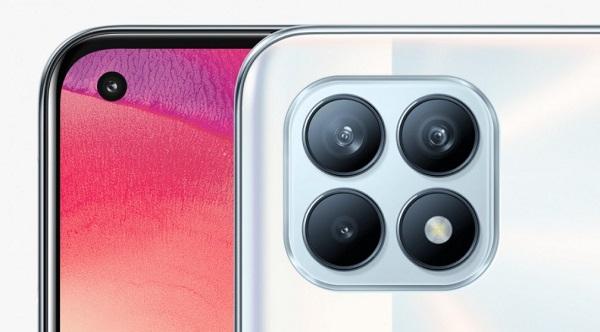 Oppo Reno4 SE Cameras