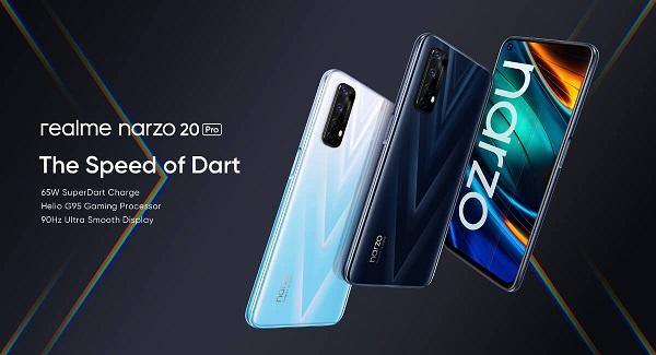 Realme Narzo 20 Pro Launched