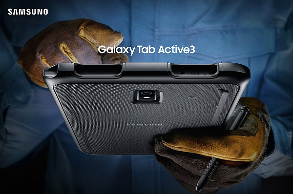 Samsung Galaxy Tab Active3 launched