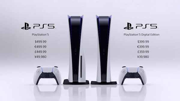 Sony PlayStation 5 Price Is Official