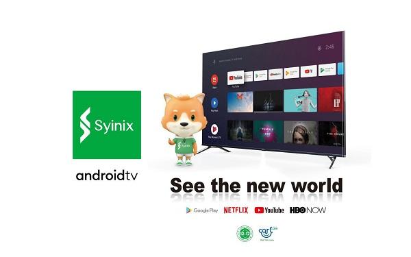 Syinix Android TV coming