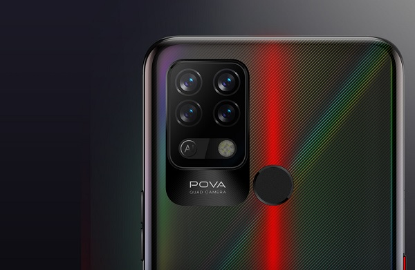Tecno POVA Specifications