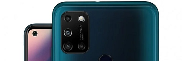 Wiko View5 cameras