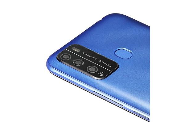 itel S16 camera