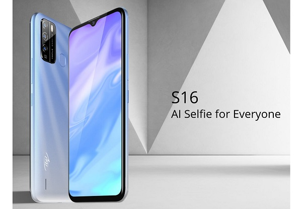 itel S16 launched