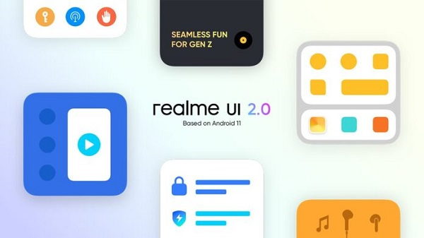 realme UI 2.0 Launched