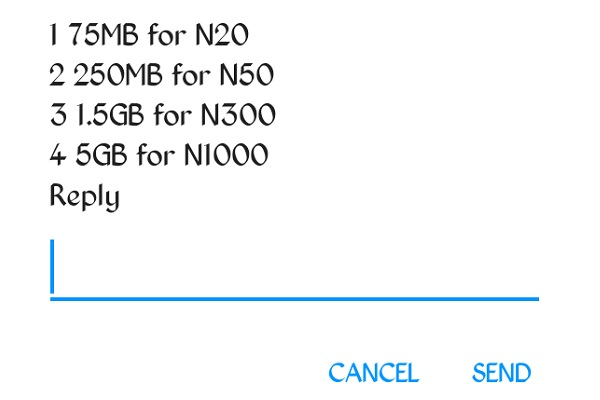 Activate Airtel 5GB for N1000