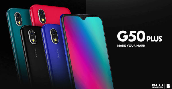 BLU G50 Plus Launched