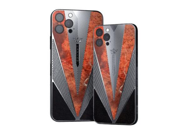Caviar custom Warrior iPhone 12 Pro Pro Max Viking