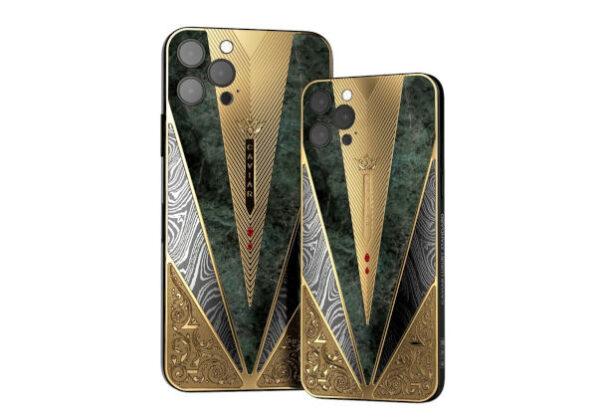 Caviar custom Warrior iPhone 12 Pro Pro Max Zulfiqar