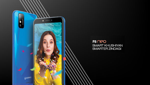 Gionee F8 Neo Launched 1