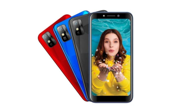 Gionee F8 Neo in colors