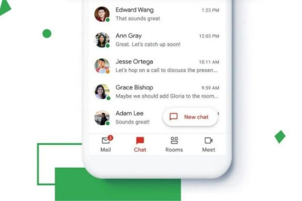 Google Hangouts To Be Replaced By Google Chat Next Year