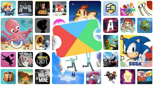 Google Play Pass game subscription service