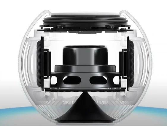 HomePod Mini Smart Speaker design