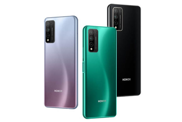 Honor 10X Lite in colors