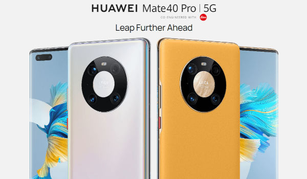 Huawei Mate 40 Pro Launched