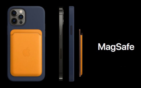 MagSafe on iPhone 12