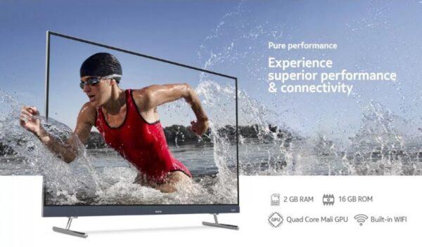 New Nokia TVs key features
