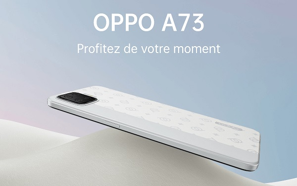 Oppo A73 launched