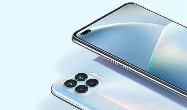 Oppo Reno4 F launched
