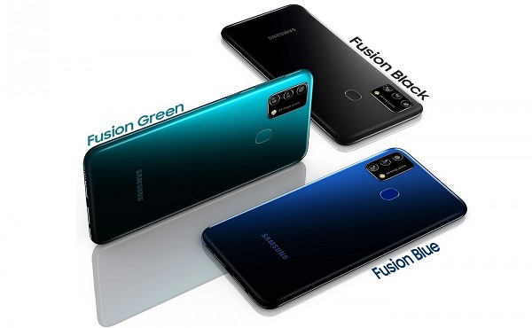 Samsung Galaxy F41 In Colors