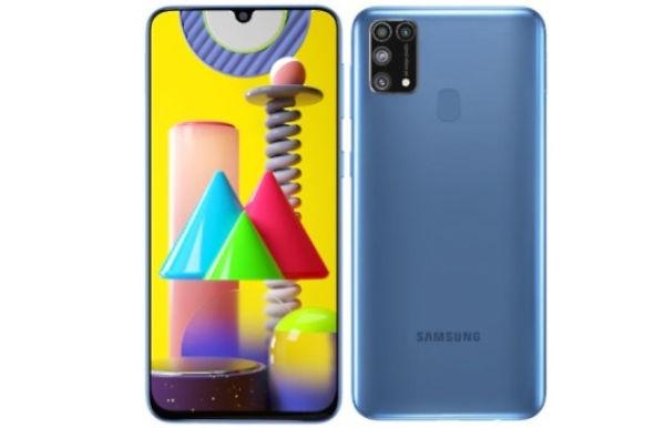 Samsung Galaxy M31 Prime 2