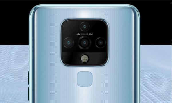 Tecno Camon 16 Pro camera