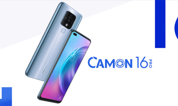 Tecno Camon 16 Pro launched
