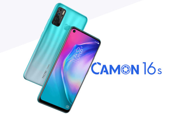 Tecno Camon 16 S launched