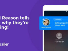 Truecaller new feature called call reason