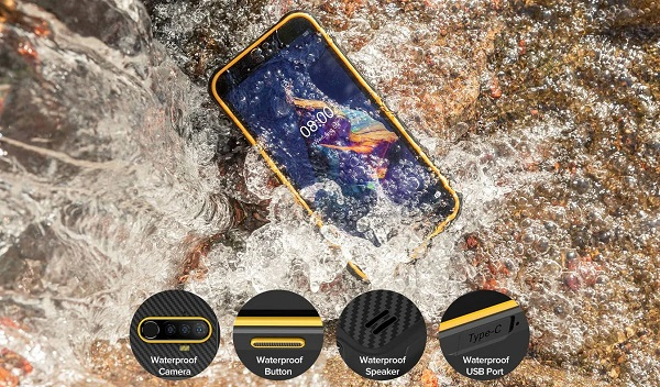 Ulefone Armor X8 Is A Rugged Phone